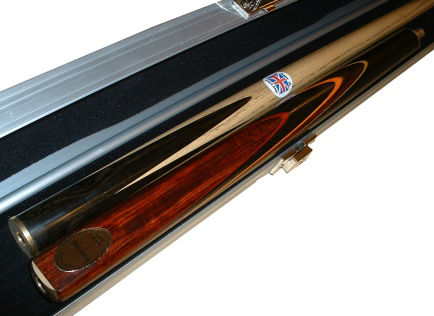 ebony snooker cue
